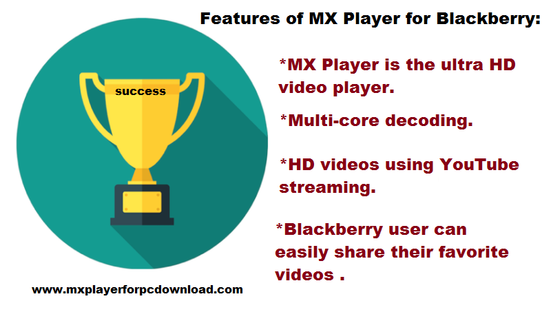 features of mx player