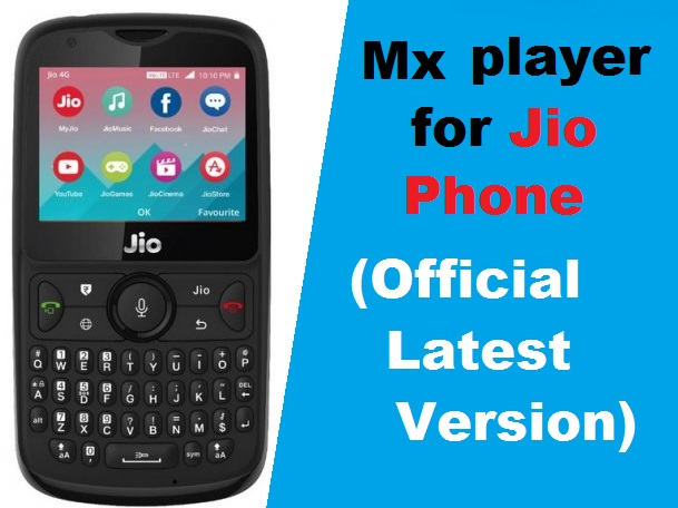 mx player for jio phone